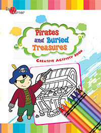 Creative Activity Book :Pirates and Buried Treasures
