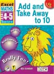 Maths Book 5 (Ages 4–5): Add and Take Away to 10
