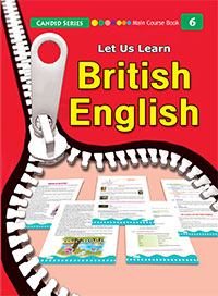 British English-Main Course Book 6