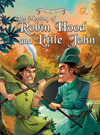 The Meeting of Robin hood and Little John