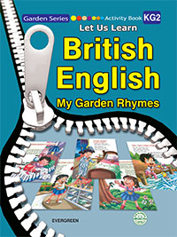 British English-Activity Book -My Garden Rhymes KG2